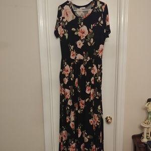 Boutique Maxi Dress